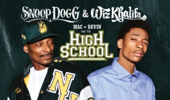 mac and devin go to high school trailer