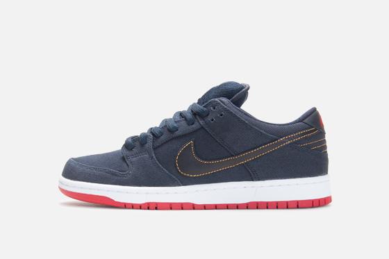 hot sales 820b1 dc52e Kicks: Nike SB x Levi's — Acclaim Magazine