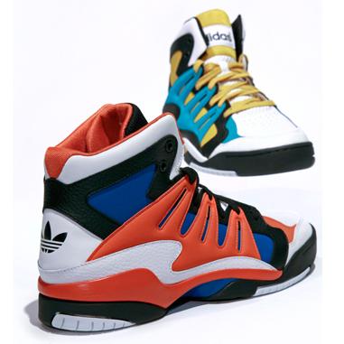 galón Puro esencia  Kicks: Adidas Originals '90s style basketball shoe — Acclaim Magazine