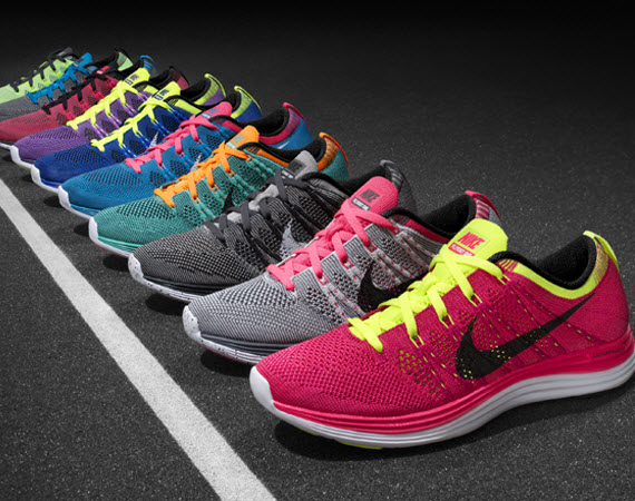 1bbe4b51d0a2 Nike Flyknit One+ for 2013 release — Acclaim Magazine