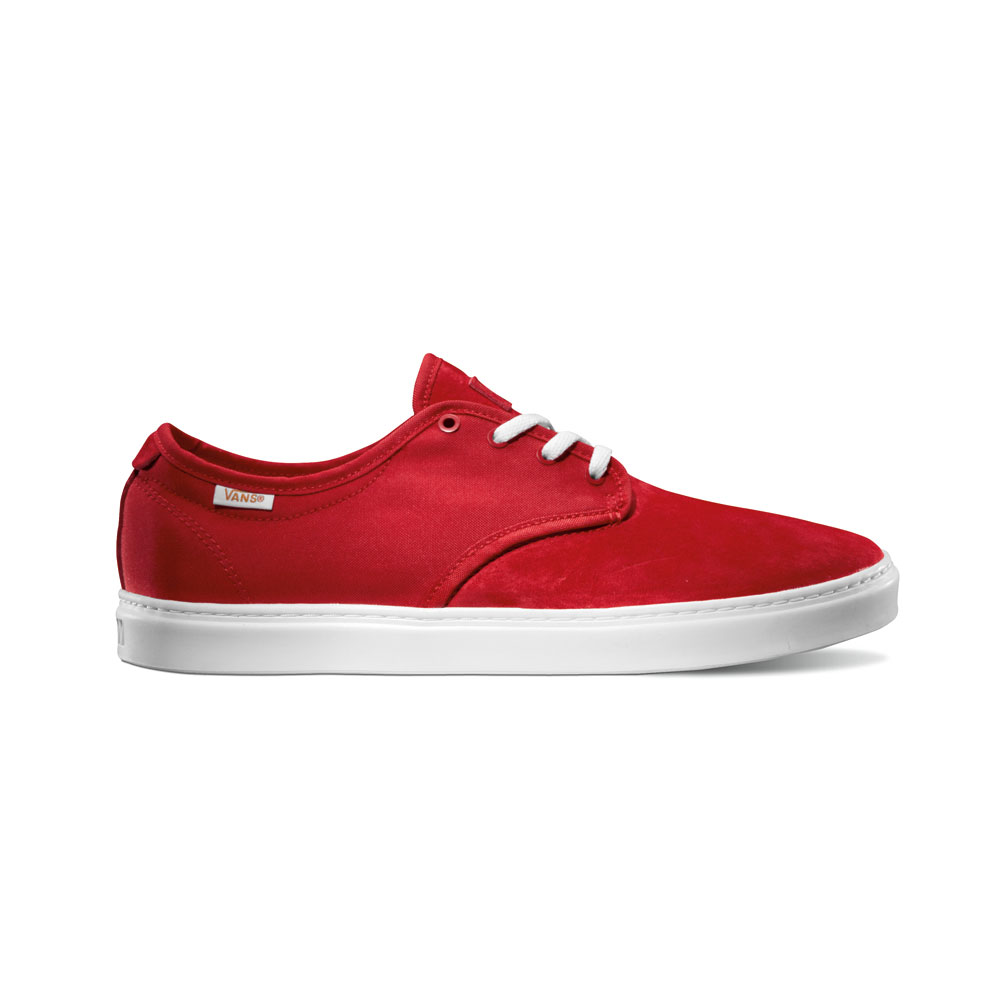 3b1bf8b226 Kicks  Vans OTW Collection Spring 2013 – Running Red Pack — Acclaim ...