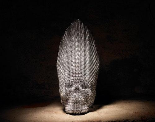 5705ea6dd15 Art  Crystal sculptures by Nicola Bolla