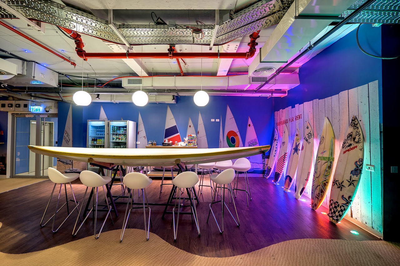 nice google office tel aviv. Peek Inside Google\u0027s Office In Tel Aviv Nice Google