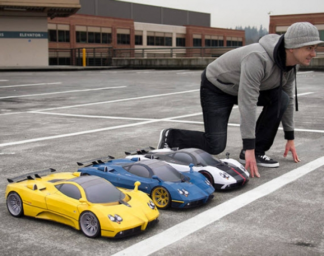 Pagani Zonda Inspired Paper-Super-Craft — Acclaim Magazine