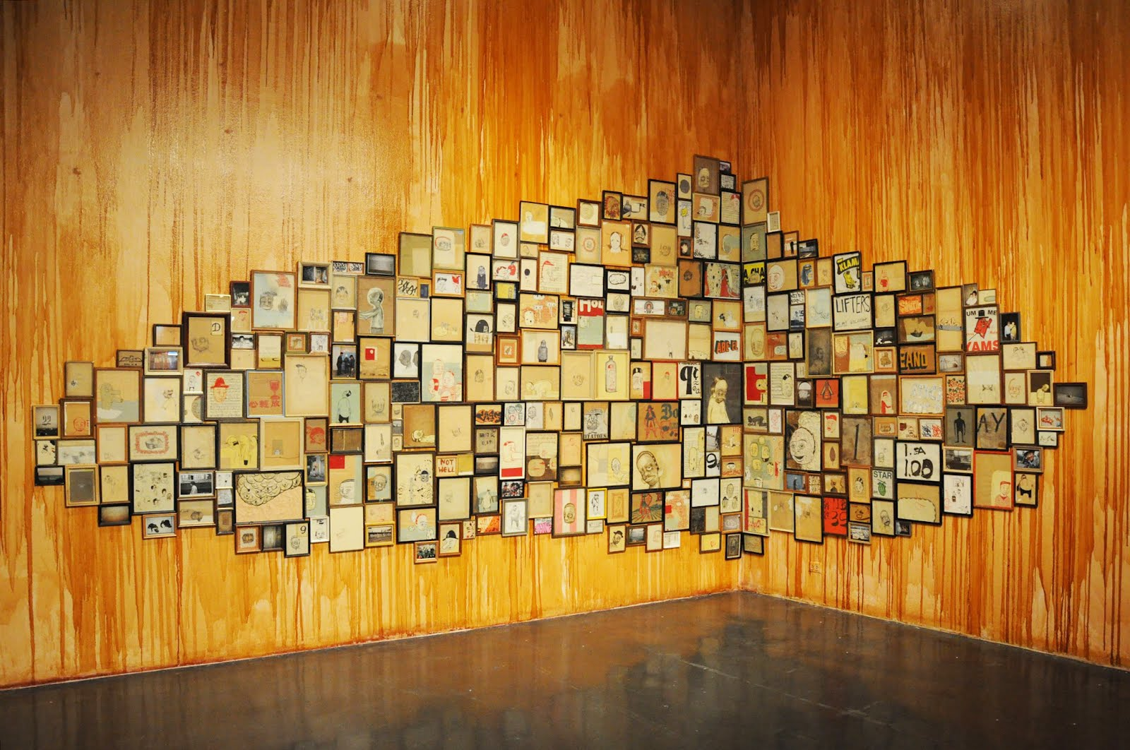Exhibition: Boston – Barry McGee, \'Drawing in the Street\' — Acclaim ...