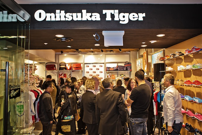 new style 2aa92 9f1d3 Event: Onitsuka Tiger Store Opening In Sydney — Acclaim Magazine