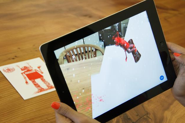 Watch augmented reality greeting cards deliver personalized watch augmented reality greeting cards deliver personalized messages acclaim magazine m4hsunfo