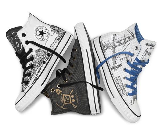 Converse Chuck Taylor All Star - San Francisco Moments Collection ...