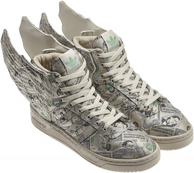 adidas Originals by Jeremy Scott 'Money Wings' 2.0 | Sole
