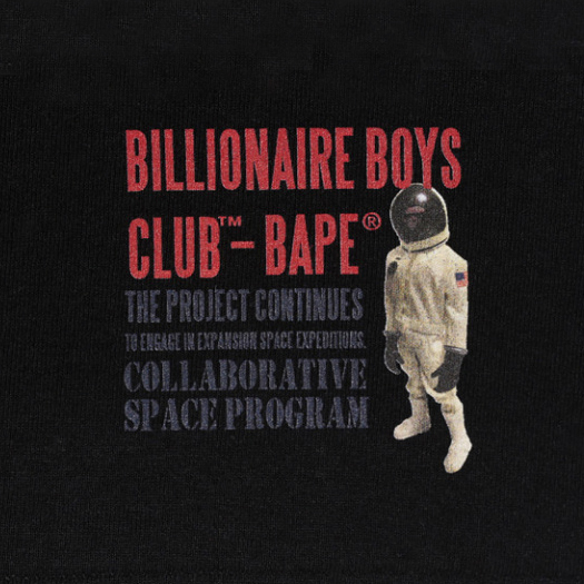 d018d342ab6 A Bathing Ape team up with Billionaire Boys Club for a 20th ...