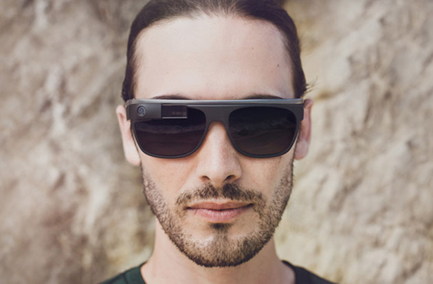 9e99a4908b Google partners with Luxottica in an attempt to make Glass technology  fashionably acceptable