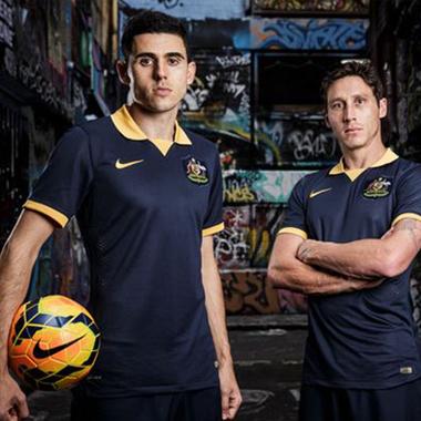 4e87255fbc0 The Drop  New Nike Socceroos Away Jersey Revealed — Acclaim Magazine