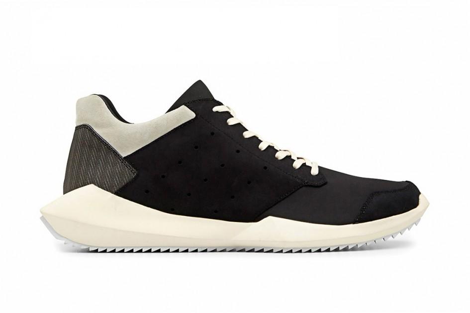 10c6db9d6a1 Kicks  Rick Owens for adidas Tech Runner — Acclaim Magazine