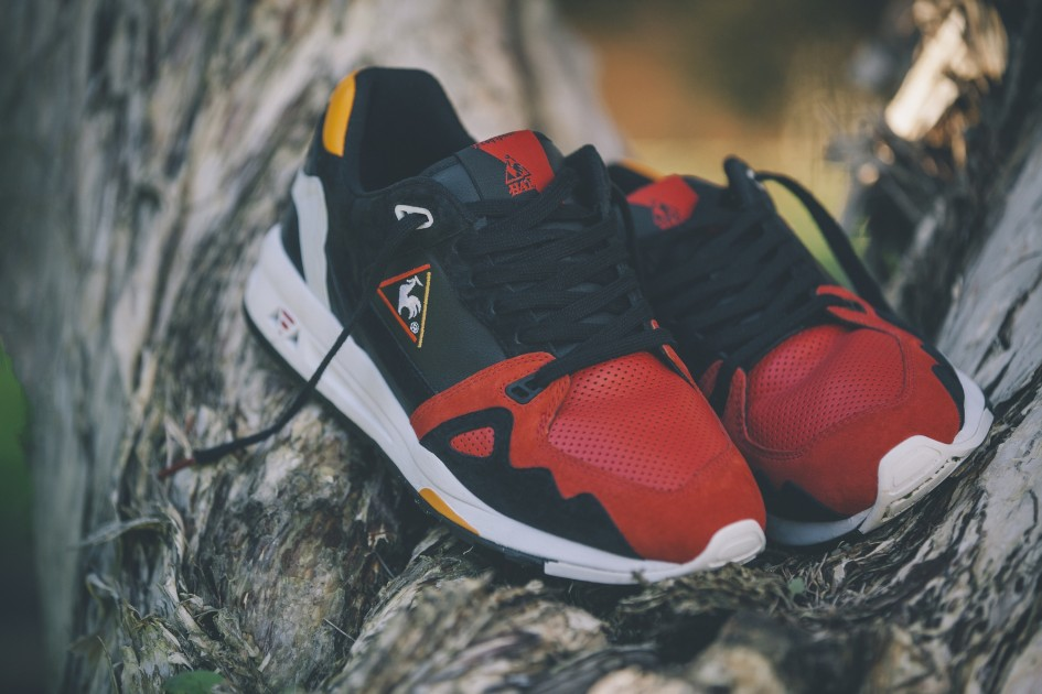 872dd2e39fe9 Kicks  Highs And Lows x Le Coq Sportif R1000 Swan Pack — Acclaim ...