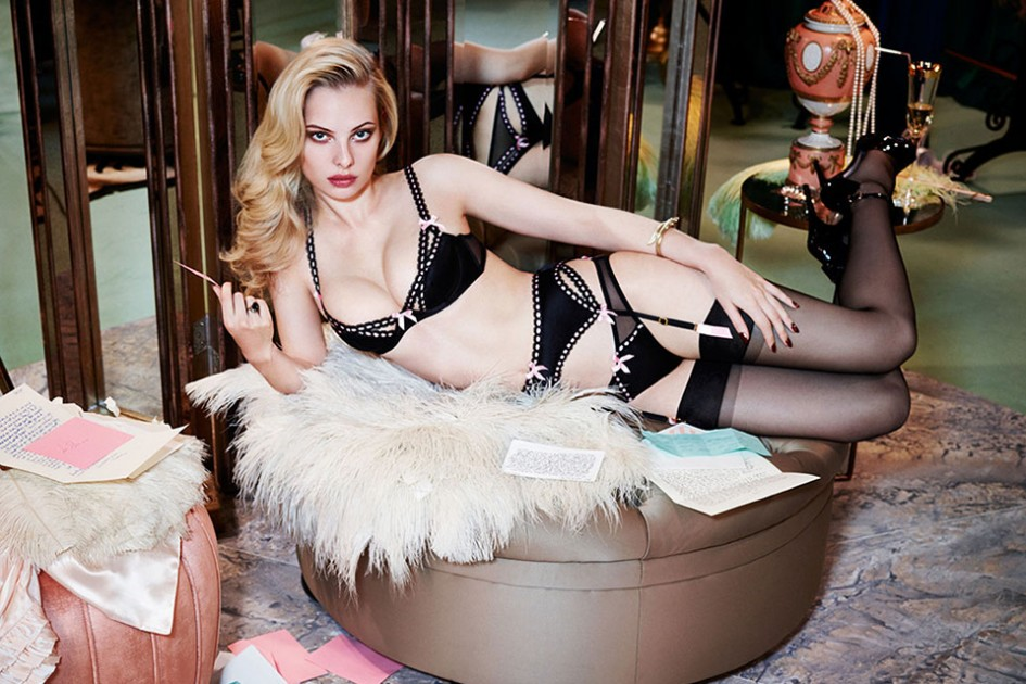 f2a584ec86 Agent Provocateur release their Fall Winter 2014 campaign — Acclaim ...
