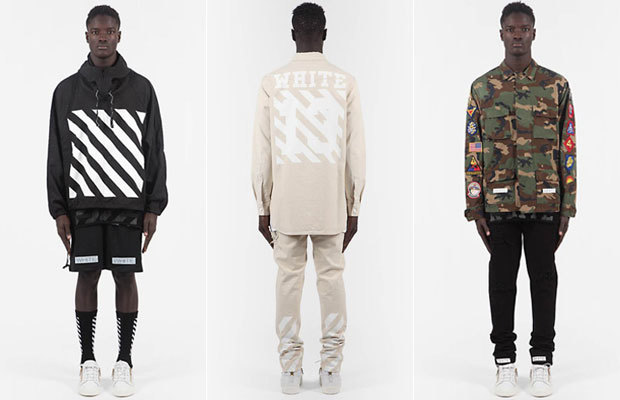 db92a0dec73e Virgil Abloh releases his first Off-White collection