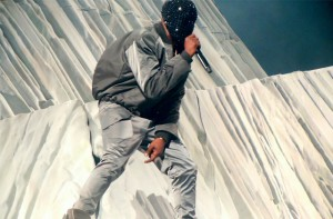 Kanye West Debuted The Second Collection Of The A.P.C. x