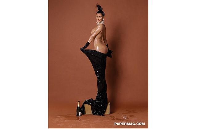 Opinion kim kardashian magazine cover paper final, sorry