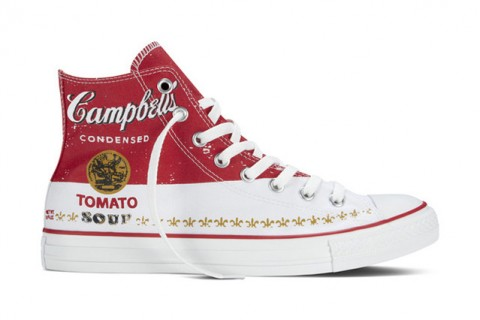 ce9b3a884caa Kicks  Converse All Star Andy Warhol collection