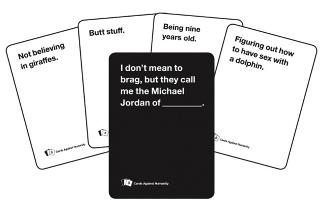 You Can Now Play Cards Against Humanity Online For Free Acclaim