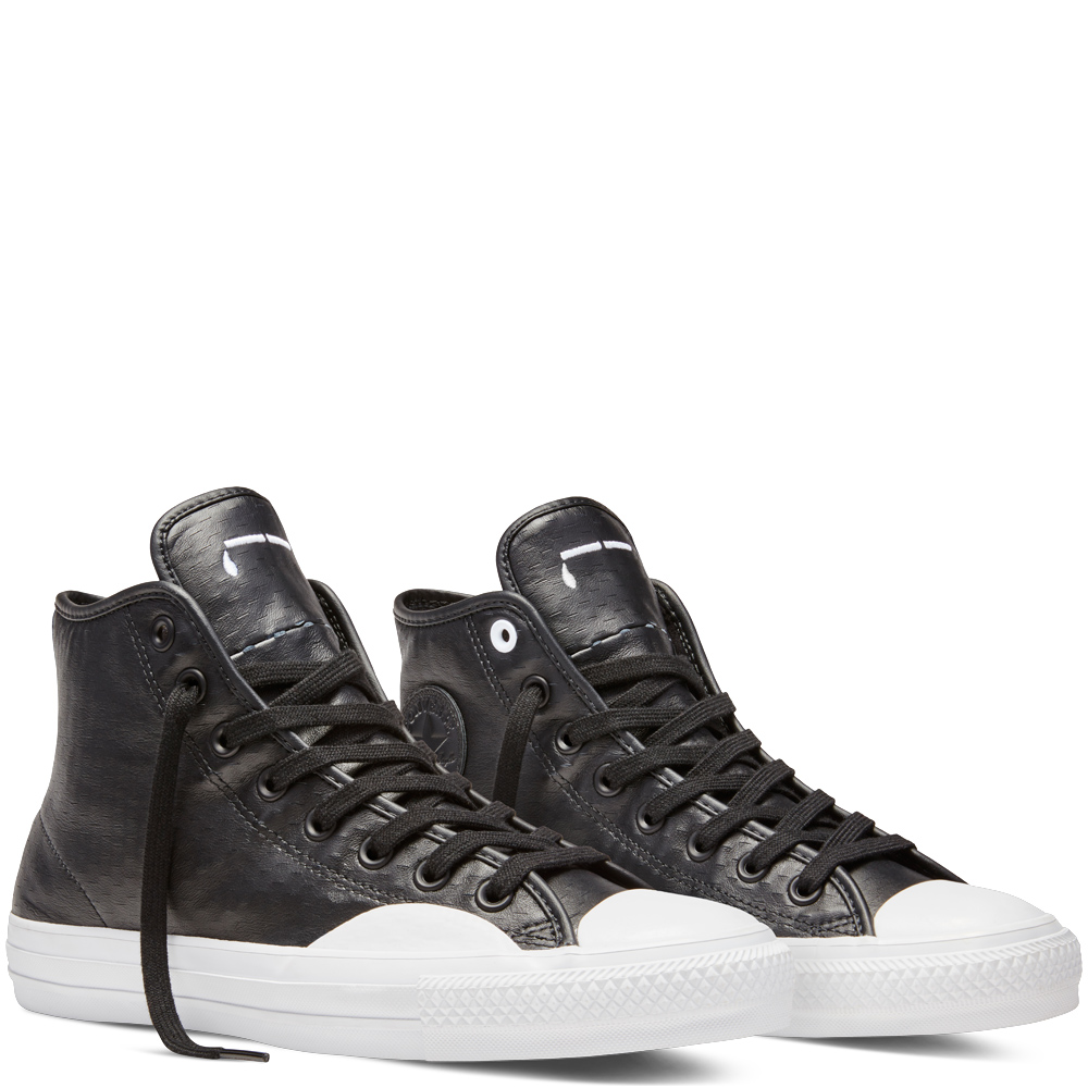 25e45f7ca96c Converse gets premo with Amsterdam skate retailer for CTAS Pro Ben-G Cry  over these leather lace-ups