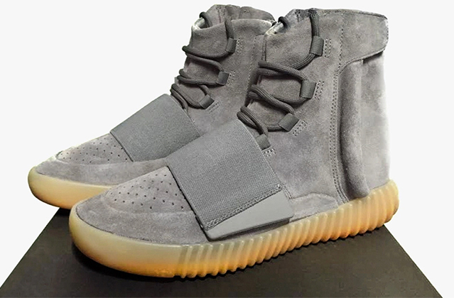 5b941c952 Here s how you can score the  Light Grey Gum  adidas Yeezy 750 Boost ...