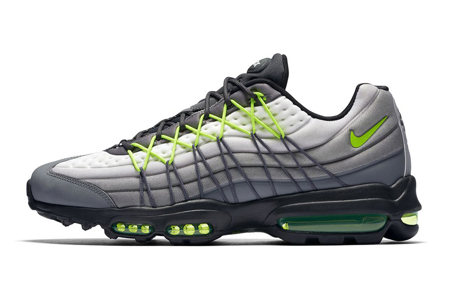 Nike re-release Air Max 95  Neon  — Acclaim Magazine d48563c0a4f1