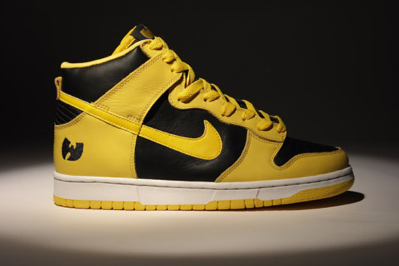 sports shoes d8595 694e1  19,000 Wu-Tang Dunks and other crazy rare shit you can buy on ...