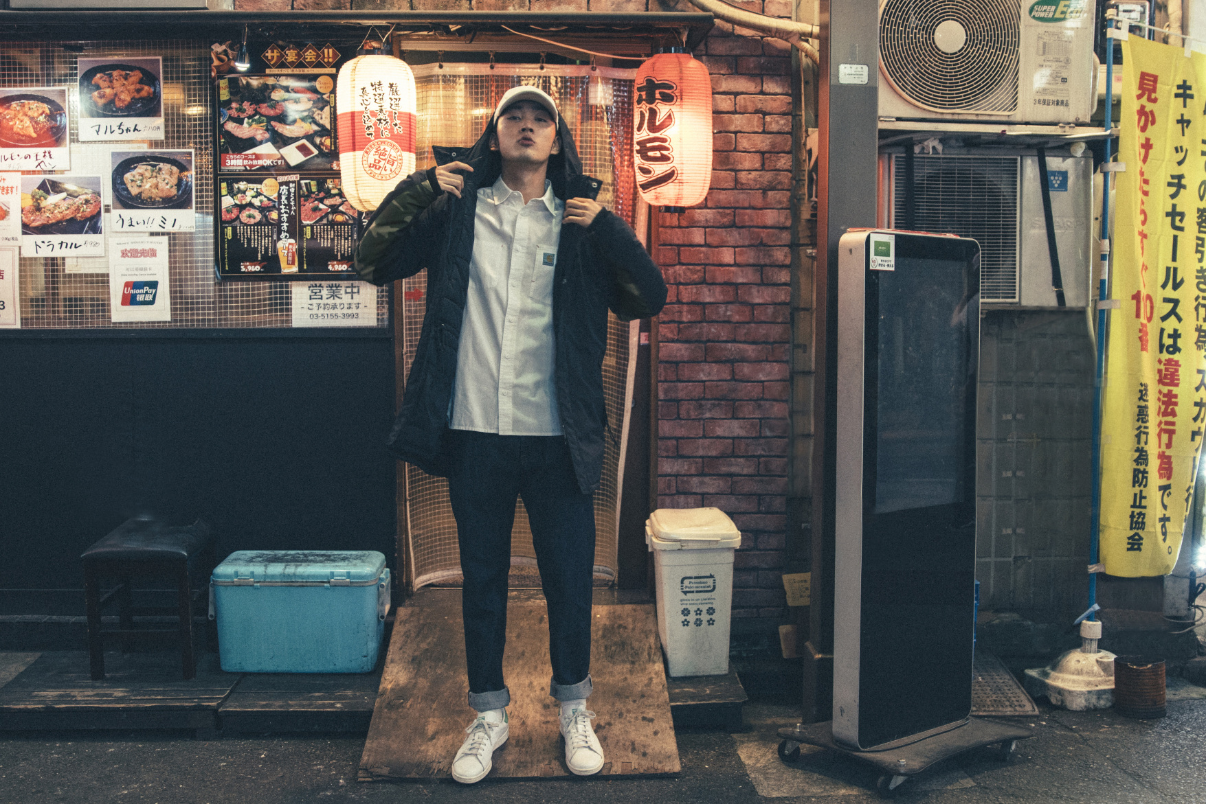 4fa97c4a926 Carhartt WIP is embracing Tokyo s wonderful versatility in their latest  lookbook  This is a tale of