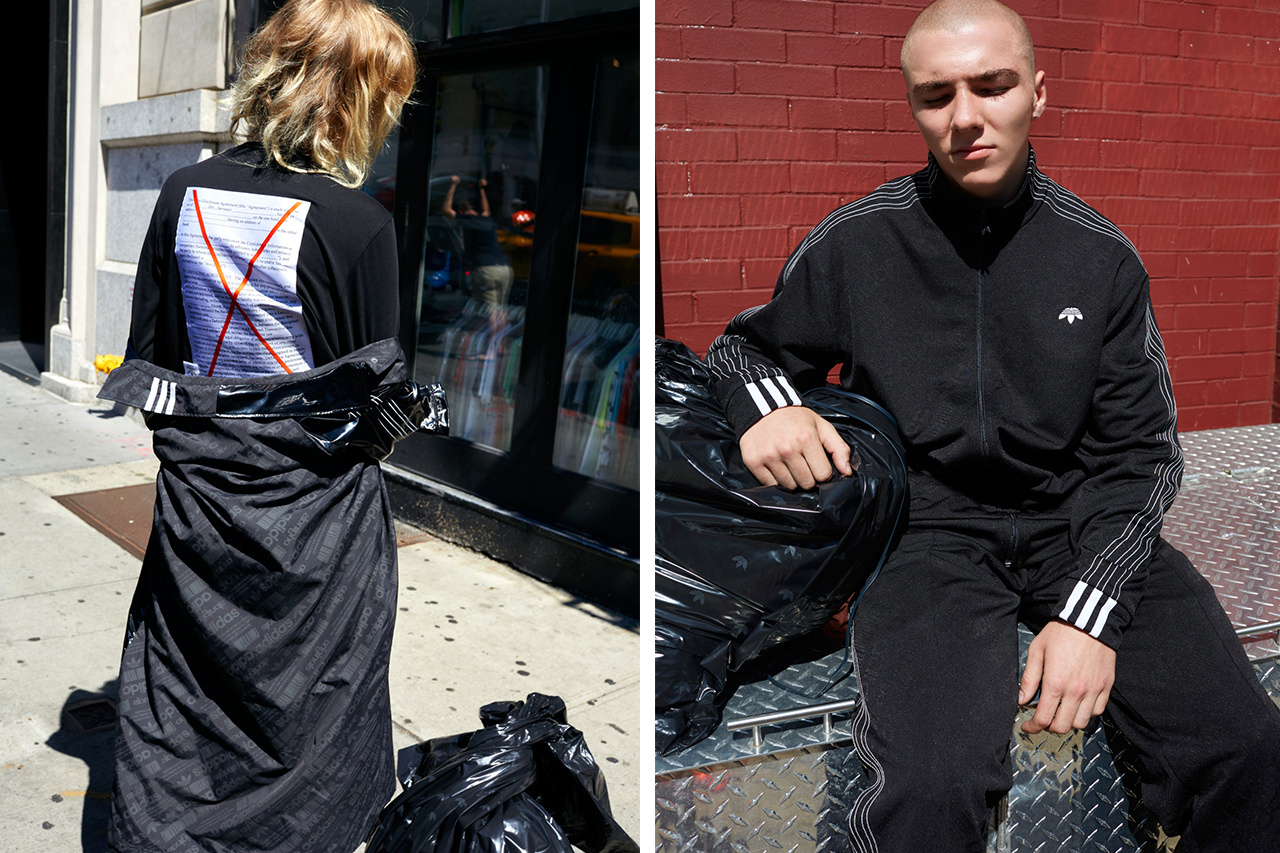 Alexander Wang turns adidas upside down for surprise new collection —  Acclaim Magazine 9e7825ff4