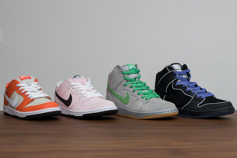 bd5693f5c770 Nike SB pays tribute to its iconic packaging with  Box  collection Feelin   nostalgic
