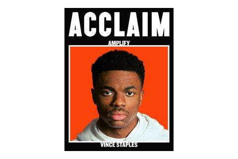 vince staples, acclaim issue 38, acclaim magazine