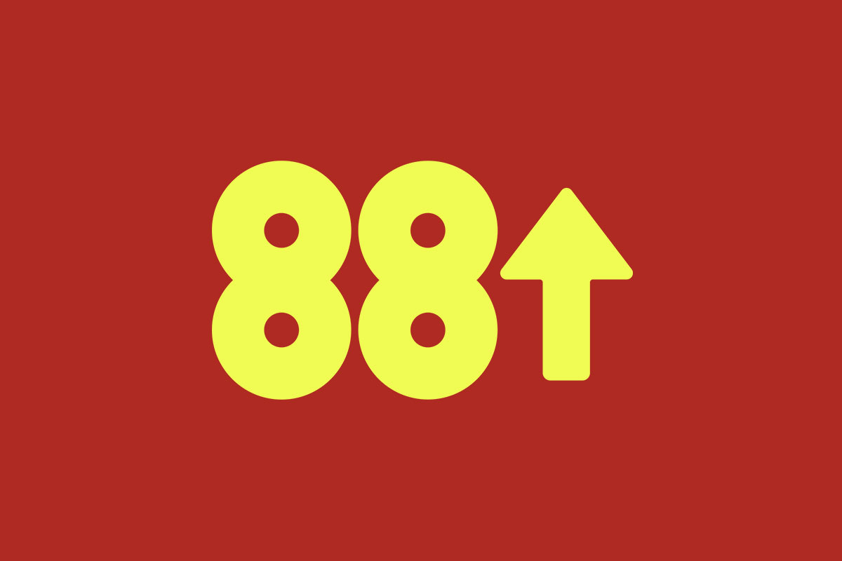 88 rising, 88 rising logo
