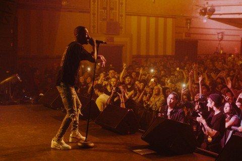 goldlink, goldlink sydney show