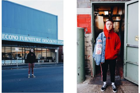 SNO Clothing Billy Davis Lookbook