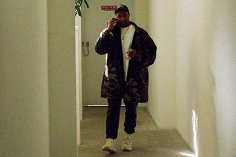 Kanye West Yhandi
